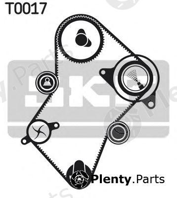 Aftermarket SKF part VKMA03241 Timing Belt Kit