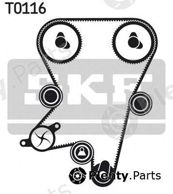 Aftermarket SKF part VKMA05222 Timing Belt Kit