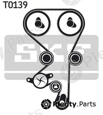 Aftermarket SKF part VKMA05156 Timing Belt Kit