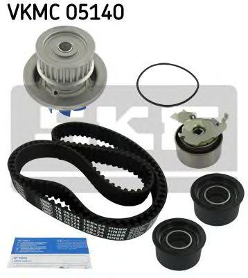 Aftermarket SKF part VKMC05140 Water Pump & Timing Belt Kit