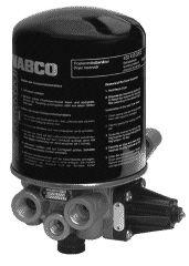 Aftermarket WABCO part 4324101170 Air Dryer, compressed-air system