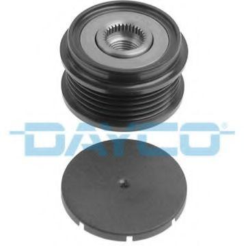 Aftermarket DAYCO part ALP2332 Alternator Freewheel Clutch