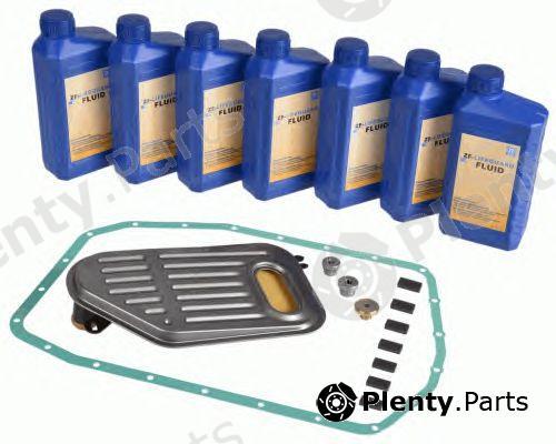 Aftermarket ZF part 8700000 Parts Kit, automatic transmission oil change