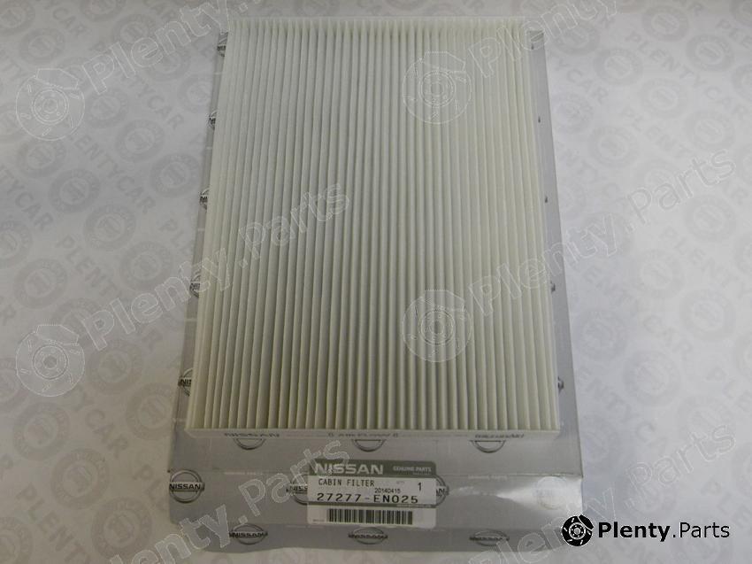 NISSAN 27277-EN025 (27277EN025) Filter, interior air